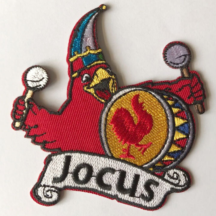 Jocus badge