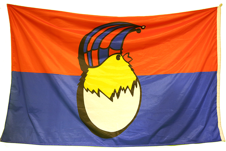Jocus Toekôms vlag 100 x 150 cm