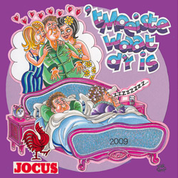 Jocus CD 2009: 't Moeiste waat d'r is