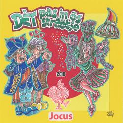 Jocus CD 2010: Det pas in ôs sträötje