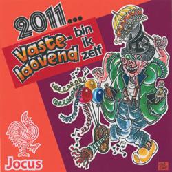 Jocus CD 2011: 2011... Vastelaovend bin ik zelf