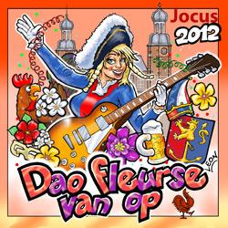 Jocus CD 2012: Dao fleurse van op