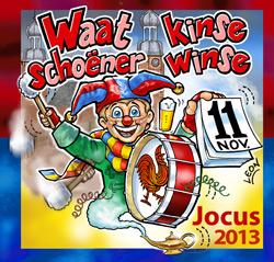 Jocus CD 2013: Waat kinse schoëner winse