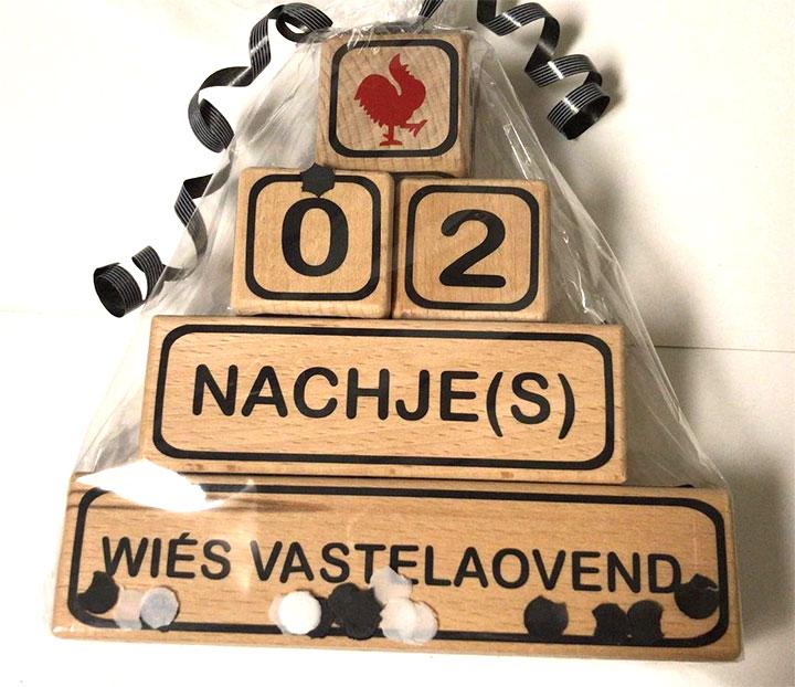 Jocus Vastelaovend Aaftel kalender