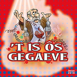 Jocus CD 2018: 't is ôs gegaeve