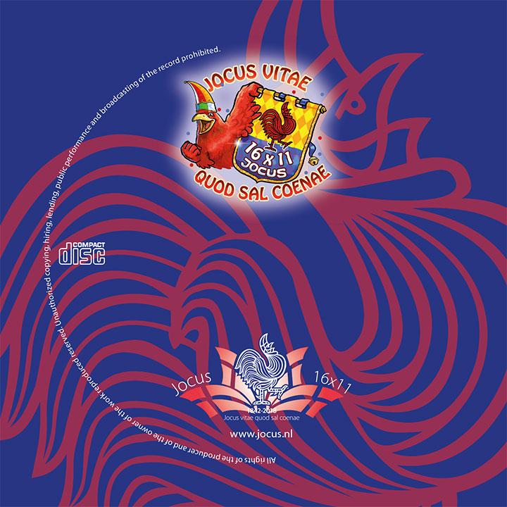 Jocus CD 2019: Jocus Vitae Quod Sal Coenae